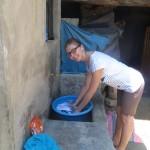 27 Das erste mal per Hand waschen