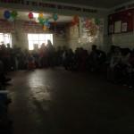 43 Fest der Rechte der Kinder - keiner will tanzen