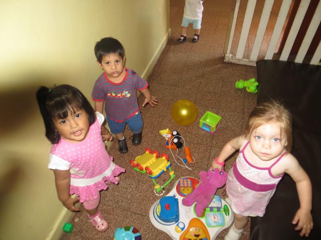 Enelit, Jose und Laura