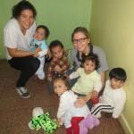 Roberto, Yuri, Romina, Luna & Jose
